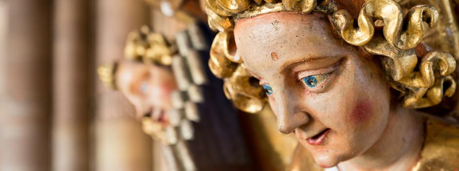 Ange orgue